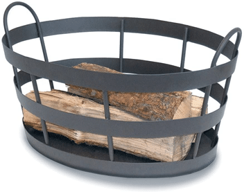 Minuteman International Shaker Log Basket