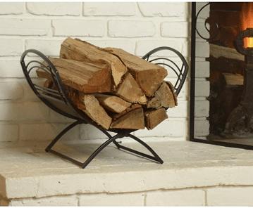 ShelterLogic Fireplace Classic Log Holder