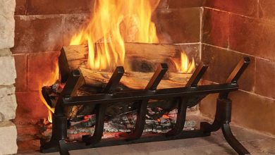 The Ultimate Guide to Fireplace Grates