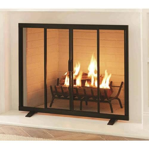 When To Use A Fireplace Screen