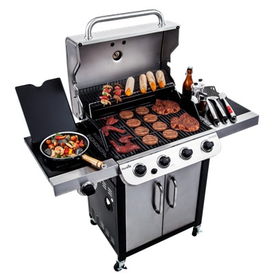 Grills and smokers